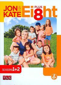 Jon & Kate Plus 8:Season 1 & 2 - (Region 1 Import DVD)