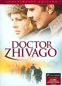Doctor Zhivago Anniversary Edition - (Region 1 Import DVD)