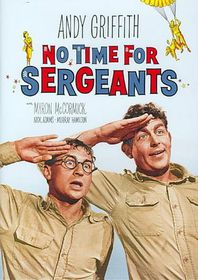 No Time for Sergeants - (Region 1 Import DVD)