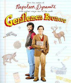 Gentlemen Broncos - (Region A Import Blu-ray Disc)