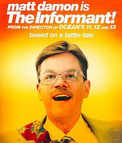 Informant - (Region A Import Blu-ray Disc)