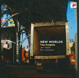 The Knights - New Worlds (CD)