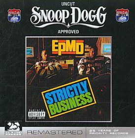 Epmd - Strictly Business - Remastered (CD)