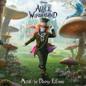 Alice in Wonderland (OST) - (Import CD)