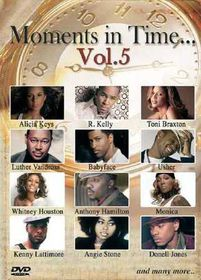 Moments In Time - Vol.5 - Various Artists (DVD)