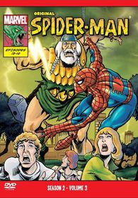 Spider-Man - The Original Animated Series 2 - Vol.3 - (Import DVD)