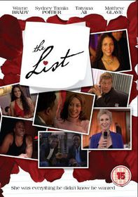 List - (Import DVD)