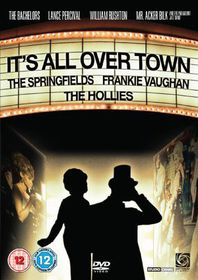 It's All Over Town - (Import DVD)