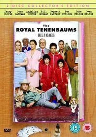 Royal Tenenbaums - (Import DVD)
