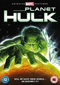 Planet Hulk - (Import DVD)