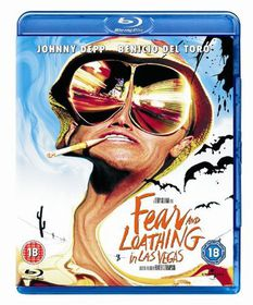 Fear And Loathing In Las Vegas - (Import Blu-ray Disc)