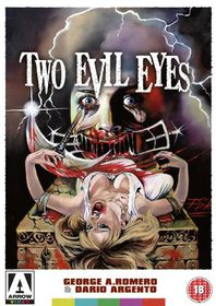 Two Evil Eyes - (Import DVD)