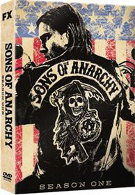 Sons of Anarchy - Series 1 - (Import DVD)