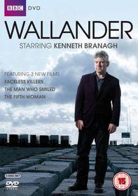 Wallander - Series 2 - (Import DVD)