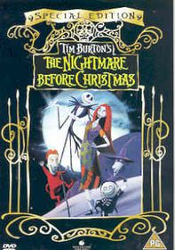 The Nightmare Before Christmas (Special Edition) - (Import DVD)