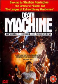 Death Machine - (Import DVD)