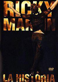 Ricky Martin - La Historia Video Collection (DVD)