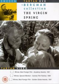 The Virgin Spring (Import DVD)
