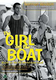 Girl On The Boat - (Import DVD)