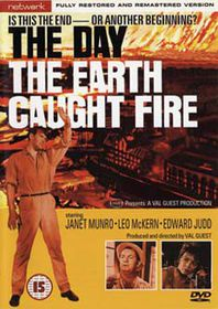Day The Earth Caught Fire - (Import DVD)