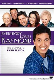 Everybody Loves Raymond - The Complete Fifth Season - (DVD)
