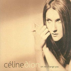 Dion, Celine - On Ne Change Pas (CD)