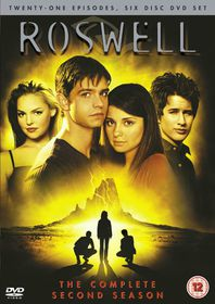 Roswell - Complete Season 2 - (DVD)
