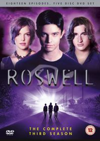 Roswell - Complete Season 3 (DVD)