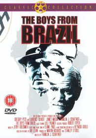 Boys From Brazil - (Import DVD)