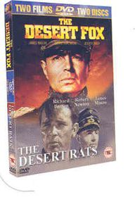Desert Fox/Desert Rats - (Import DVD)
