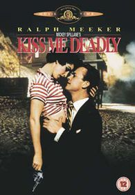 Kiss Me Deadly - (Import DVD)