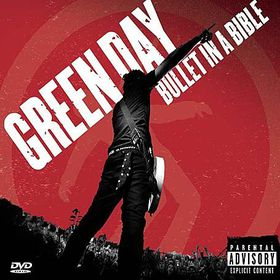 Green Day - Bullet In A Bible (CD + DVD)