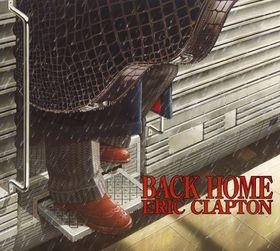 Eric Clapton - Back Home (CD + DVD)