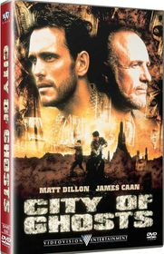 City of Ghosts - (DVD)