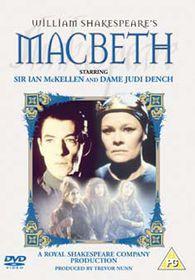 Macbeth (Ian Mckellen) - (Import DVD)