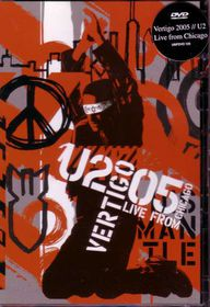 U2 - Vertigo 2005 - Live From Chicago (DVD)