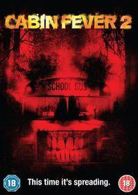 Cabin Fever 2 - Spring - (Import DVD)