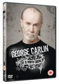 George Carlin - Life Is Worth Losing - (Import DVD)