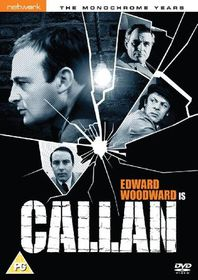 Callan - The Monochrome Years - (Import DVD)