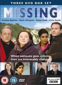Missing - (Import DVD)
