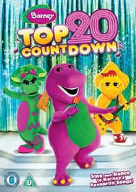 Barney - Top 20 Countdown - (Import DVD)