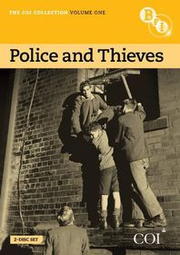 COI Collection - Vol. 1: Police And Thieves - (Import DVD)