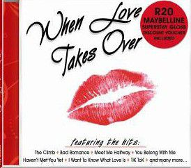 When Love Takes Over - Covers - Various Artists (CD)