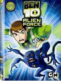 Ban 10 Alien Force Season 1 Vol 2