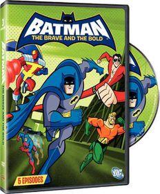 Batman Brave & Bold Vol 3 (DVD)