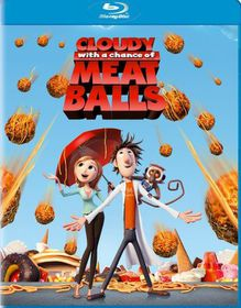 Cloudy with a Chance of Meatballs (2009) (Blu-ray)