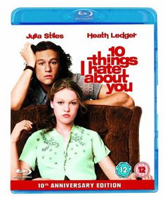 10 Things I Hate About You (10th Anniversary Edition) - (Import Blu-ray Disc)