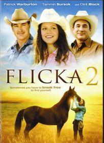 Flicka 2 (2010)(DVD)