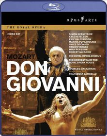 Mozart - Don Giovanni - (Import Blu-ray Disc)