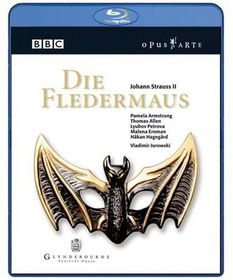 Strauss - Die Fledermaus - (Import Blu-ray Disc)